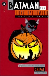 Batman: the Long Halloween 1996 - 1997 #1