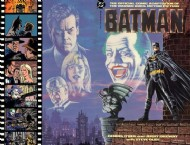 Batman: the Official Comic Adaptation of the Warner Bros. Motion Picture 1989