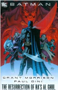 Batman: the Resurrection of Ra's Al Ghul 2008
