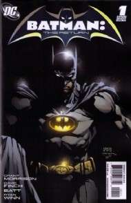 Batman: the Return 2010 #1
