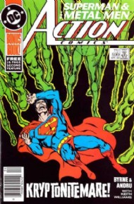Action Comics (1st Series) 1938 - 2011 #599