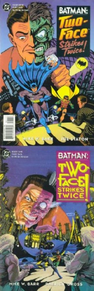Batman: Two-Face Strikes Twice 1993 - 1994 #1