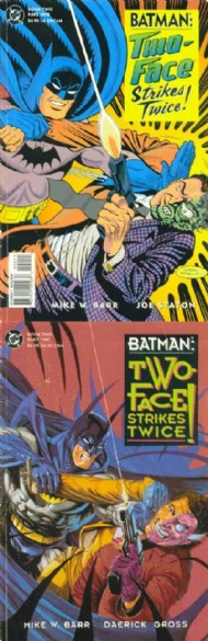 Batman: Two-Face Strikes Twice 1993 - 1994 #2