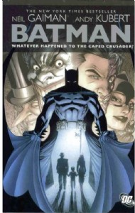 Batman: Whatever Happened to the Caped Crusader? 2009 #0