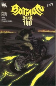 Batman: Year 100 2006 #3