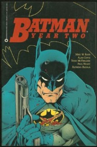 Batman: Year Two 1990