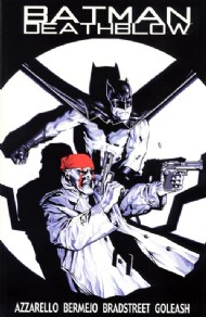 Batman/Deathblow: After the Fire 2002 #1