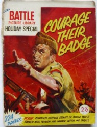 Battle Picture Library Holiday Special  #1964