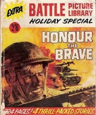 Battle Picture Library Holiday Special  #1965