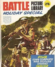 Battle Picture Library Holiday Special  #1967