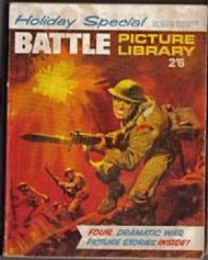Battle Picture Library Holiday Special  #1968