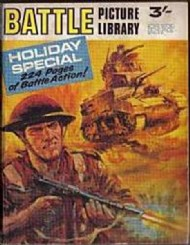 Battle Picture Library Holiday Special  #1969