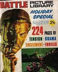 Battle Picture Library Holiday Special  #1970