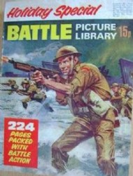 Battle Picture Library Holiday Special  #1971