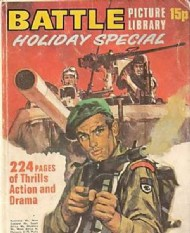 Battle Picture Library Holiday Special  #1972