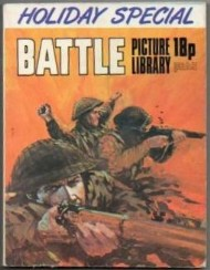 Battle Picture Library Holiday Special  #1973