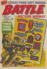 Battle Picture Weekly 1975 - 1988 #1