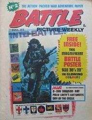 Battle Picture Weekly 1975 - 1988 #2