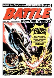 Battle Picture Weekly 1975 - 1988 #5