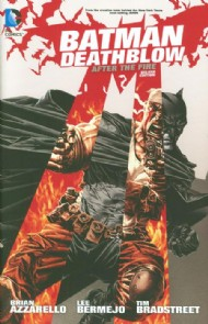 Batman/Deathblow: After the Fire Deluxe Edition 2013