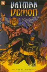 Batman/Demon 1996