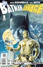 Batman/Doc Savage Special 2010 #1