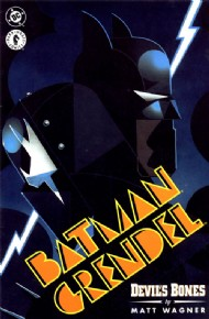 Batman/Grendel (2nd Series) 1996 #1