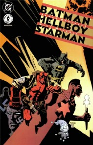 Batman/Hellboy/Starman 1999 #1