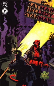 Batman/Hellboy/Starman 1999 #2