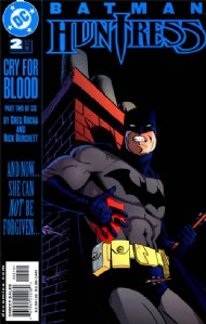 Batman/Huntress: Cry for Blood 2000 #2