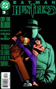 Batman/Huntress: Cry for Blood 2000 #3