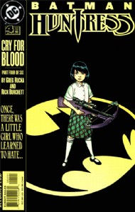 Batman/Huntress: Cry for Blood 2000 #4