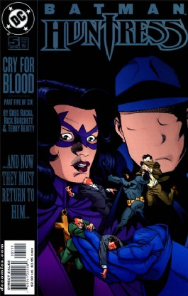 Batman/Huntress: Cry for Blood #5