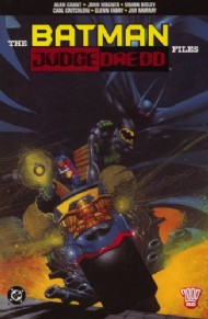 Batman/Judge Dredd Files 2004