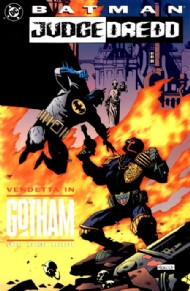 Batman/Judge Dredd: Vendetta in Gotham 1993