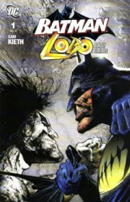 Batman/Lobo: Deadly Serious 2007 #1