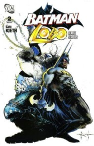 Batman/Lobo: Deadly Serious 2007 #2