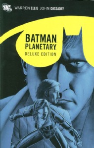 Batman/Planetary Deluxe Edition 2011