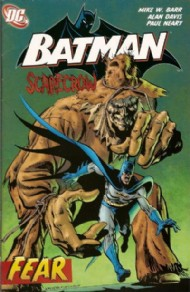 Batman/Scarecrow: Fear 2008