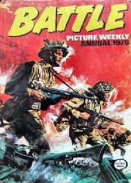 Battle Picture Weekly Annual  #1976