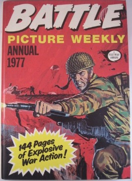Battle Picture Weekly Annual #1977