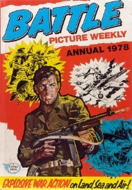 Battle Picture Weekly Annual  #1978