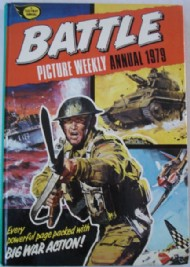Battle Picture Weekly Annual  #1979