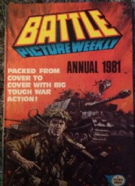Battle Picture Weekly Annual  #1981