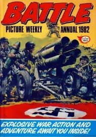 Battle Picture Weekly Annual  #1982