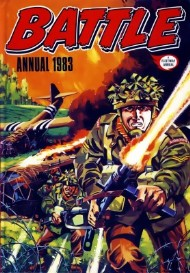 Battle Picture Weekly Annual  #1983
