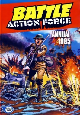 Battle Picture Weekly Annual #1985