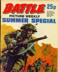 Battle Picture Weekly Summer/Holiday Special  #1975