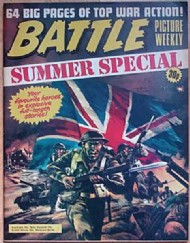 Battle Picture Weekly Summer/Holiday Special  #1977