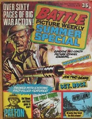 Battle Picture Weekly Summer/Holiday Special  #1978